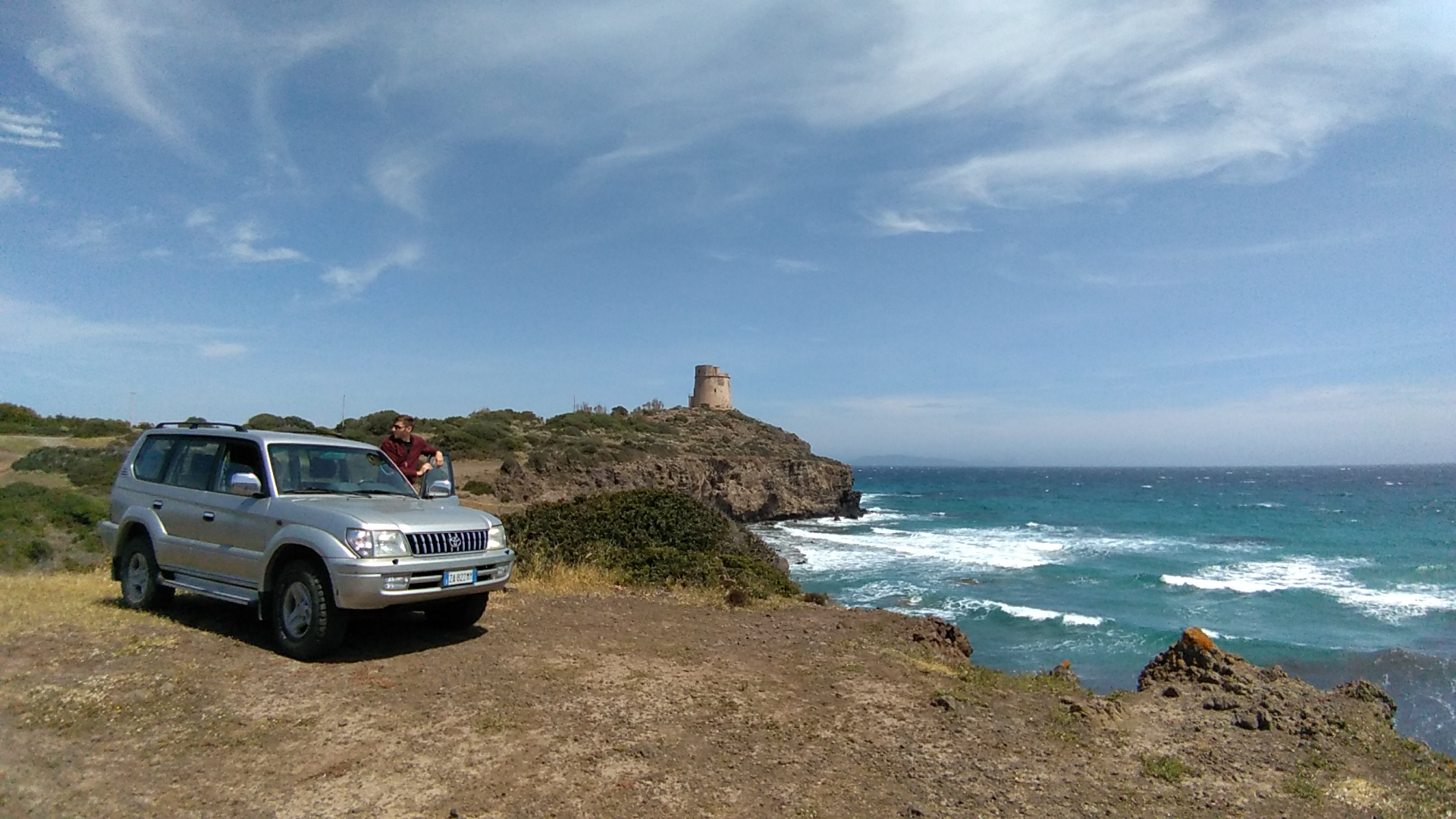 Jeep Tour in the island Sant'Antioco