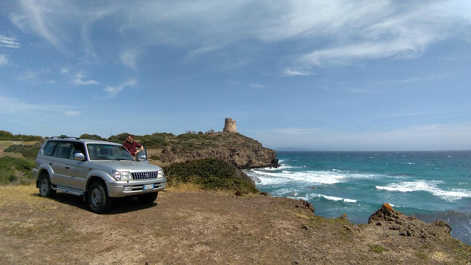 Jeep Tour nell'isola di Sant'Antioco