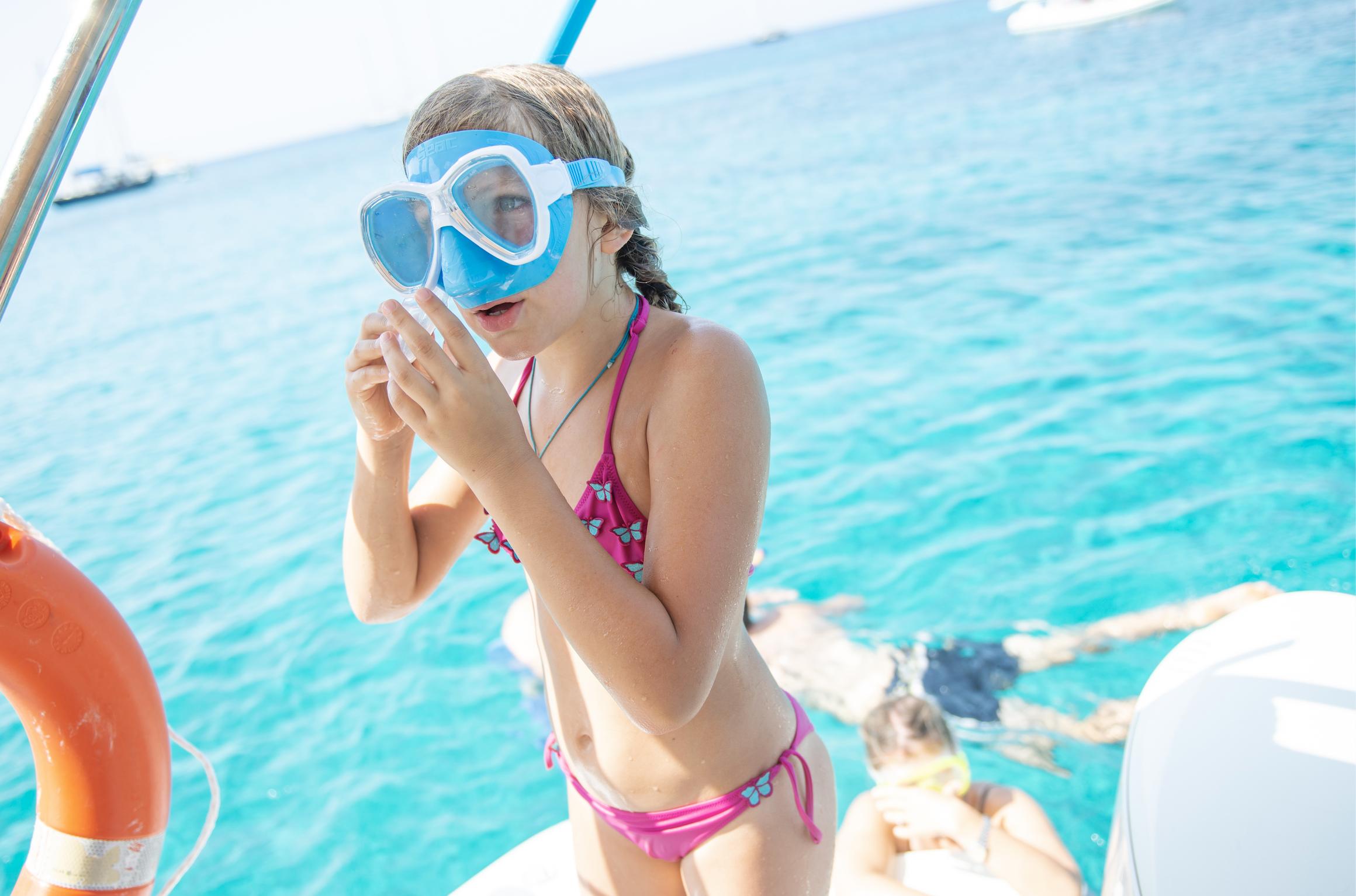Gommone e snorkeling tra Chia, Tuerredda e Malfatano