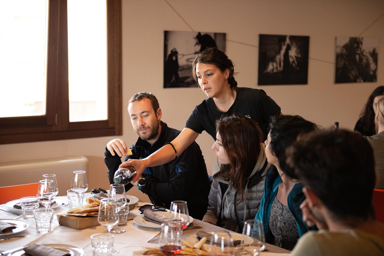 Visita in cantina con degustazione di vini