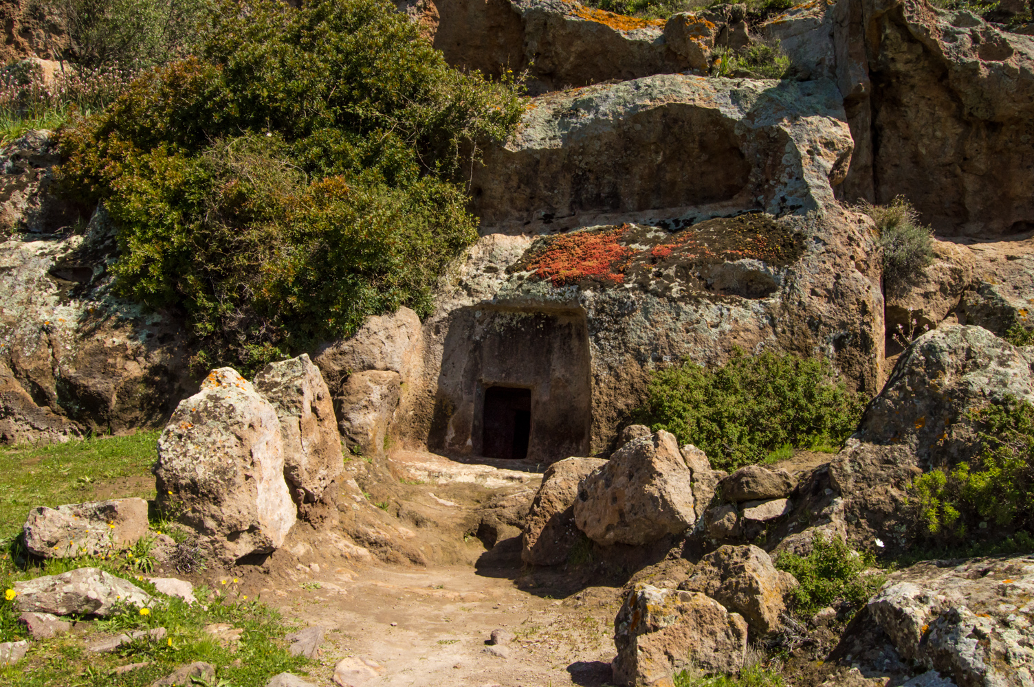 Parco archeologico di Montessu