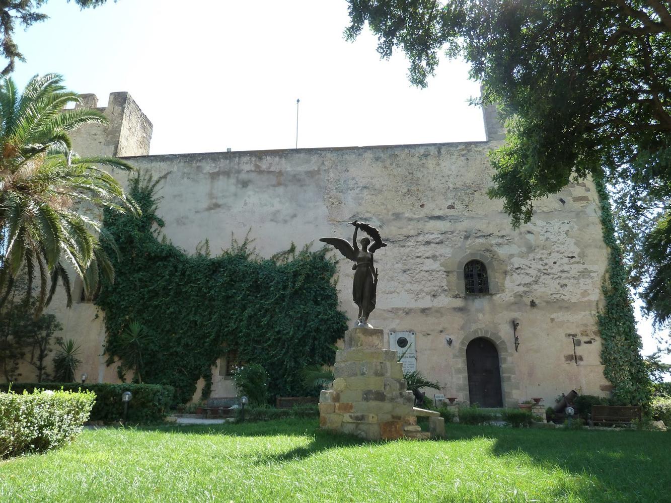 Sanluri's medieval castle