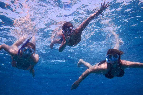 Snorkeling Sardinia