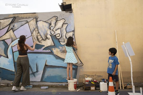 Murales e scultori (3)