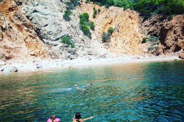 Trek + snorkeling strada romana (1)
